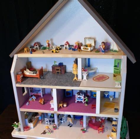 playmobile cuisine fabriquer une maison de poupée ou de playmobil