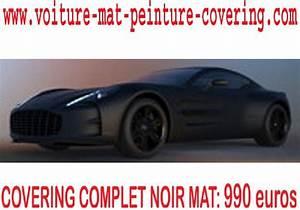 Covering Voiture Avis : covering noir mat auto page 10 ~ Medecine-chirurgie-esthetiques.com Avis de Voitures