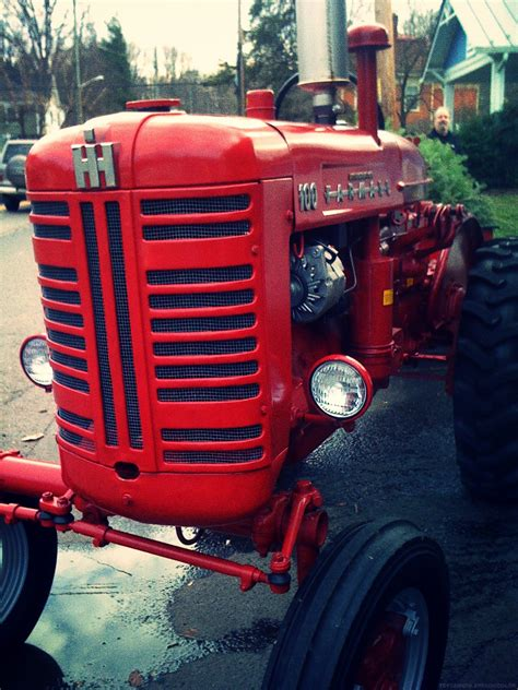 International Harvester Farmall Tractors