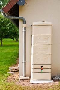 Reserve D Eau De Pluie : utiliser l eau de pluie la maison ~ Melissatoandfro.com Idées de Décoration