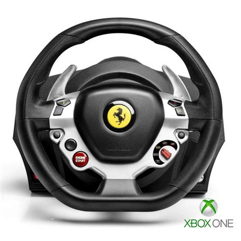 I could feel big difference between the csr and thrustmaster tx as soon as i accelerated out of the pits with my rfactor 2 again the thrusmaster feels so accurate,direct and fast to react drivers every steering input. Thrustmaster TX Racing Wheel Ferrari 458 Italia Edition, Xbox One and PC