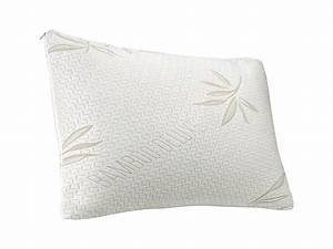 plixio queen deluxe bamboo pillow w cooling shredded With bamboo filled pillows