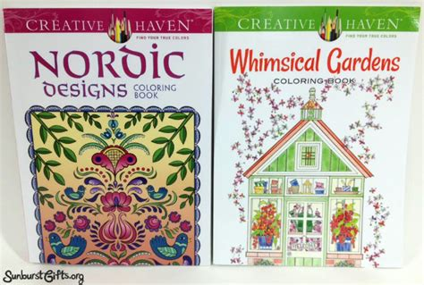 relax de stress with coloring books for adults