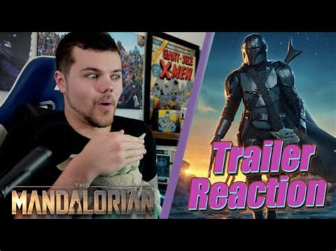 The Mandalorian Season 2 Trailer Reaction and Review - YouTube