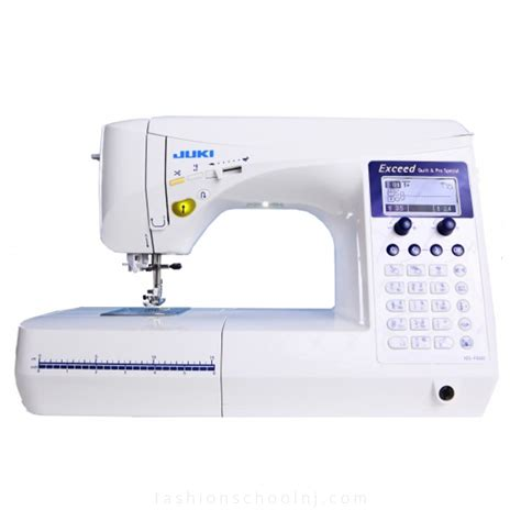 juki hzl f600 quilting machine ksof s school of fashion sewing and fashion design in