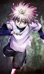 Killua pass 3d exam 21 | Anime, Personagens creepypasta ...