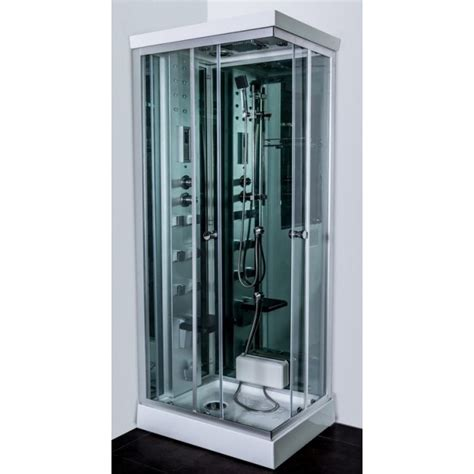 cabine doccia 70x100 box doccia idromassaggio con bagno turco 70x90 cheope