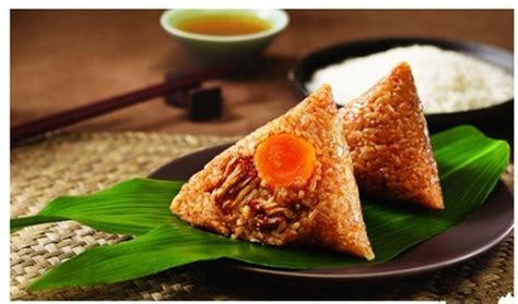 Dragon Boat Festival Rice Cake by Food For The Dragon Boat Festival