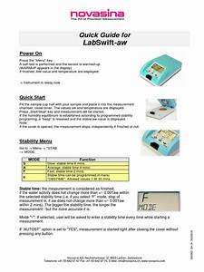 004526 00 Quick Guide Labswift Aw E