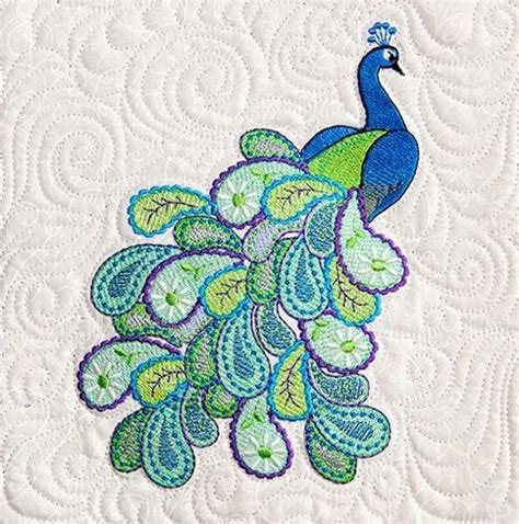 peacock applique 25 best ideas about peacock quilt on quilting