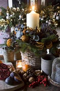 Table De Fete Decoration Noel : centre de table no l faire soi m me la cerise sur le ~ Zukunftsfamilie.com Idées de Décoration