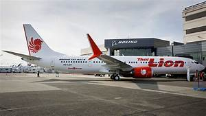 Boeing Didn't Tell Doomed Lion Air Pilots About Dangerous System