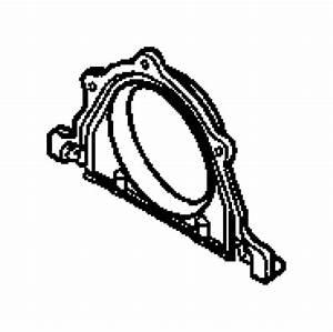 Dodge Durango Seal  Crankshaft  Retainer  Engine  Main