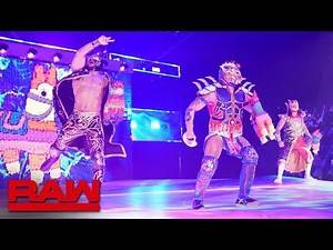 Lucha House Party dazzle against local competitors: Raw, May 6, 2019