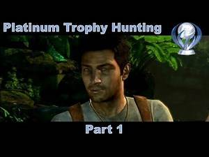 Let's Platinum Uncharted Drake's Fortune | Part 1 - Hard Difficulty / All Collectibles - It Begins