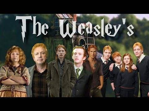 The Weasley Family Origins Explained ( Fred's Death)