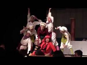 "Wantagh High School's ""The Little Mermaid"" - Les Poissons (Reprise)"