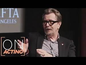 Gary Oldman on Darkest Hour, The Dark Knight Trilogy & JFK   BAFTA Insights