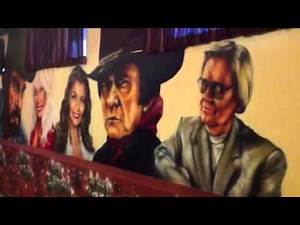 Country Stars Mural