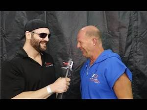 Jacques Rougeau on his 2018 Retirement Match
