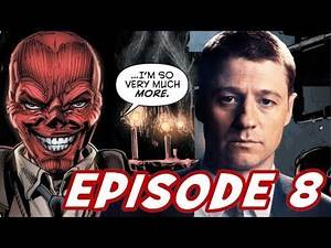 The Ventriloquist!!! Masters of Foreshadowing & Easter Eggs!!! Gotham Season 5 Episode 8 Review!!!