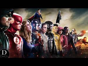 Who is the Most Powerful Hero in the Arrowverse? (RANKING ALL 34 HEROES IN ARROWVERSE)