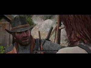 Saving Sean (this game is amazing) - Red Dead Redemption 2