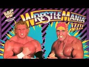 Virtual PPV: WWF WrestleMania VIII: 04-05-1992 (WWE 2K14 Gameplay)