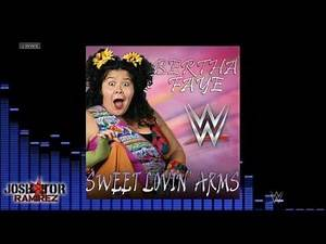 WWE: Sweet Lovin' Arms (Bertha Faye) by Jim Johnston - DL with Custom Cover