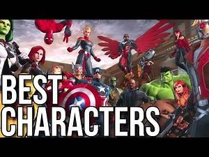 Marvel Ultimate Alliance 3 - Top 3 BEST CHARACTERS