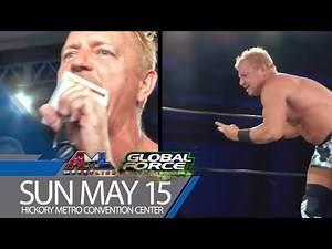 Global Force Wrestling vs AML Wrestling | Confrontation TV Spot