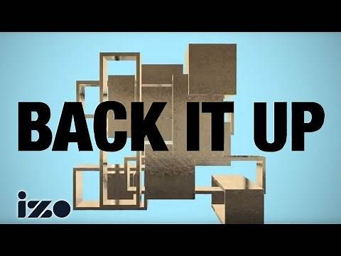 THEY. – Back It Up (izo Lyrics)