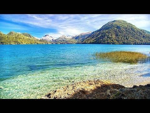 🌎 Nature Sounds of Earth's Most Beautiful Places, HD Background Video for Sleep, Meditation, Study