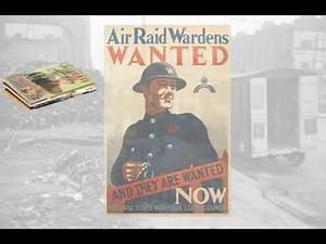 British Home Front Posters WW2 1939-1945