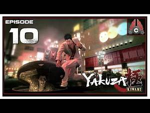 Let's Play Yakuza Kiwami With CohhCarnage - Episode 10