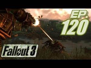 Fallout 3 GOTY Gameplay in 1440p, Part 120: Level-Up Crash Near Arefu! (Let's Play for PC)