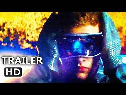 READY PLAYER ONE International Trailer (2018) Steven Spielberg Movie HD