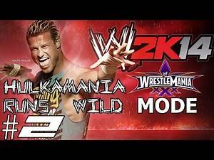 ➜ WWE 2K14 | WrestleMania Mode Walkthrough | Episode 2 | Hulk Hogan vs King Kong Bundy