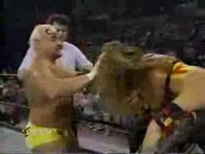 WCW Kevin Sullivan vs The Renegade 6 - Monday Nitro 11.06.95
