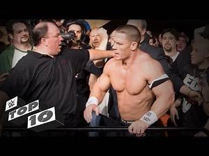 Hostile crowd reactions: WWE Top 10