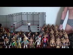 WWE Mattel loose Figure Collection (Elite, Basic etc.)
