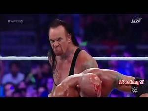 Bill Goldberg vs The undertaker full match first time in wwe History