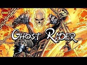 """Who is Marvel's """"Ghost Rider"""" Johnny Blaze? Unstoppable """"Spirit of Vengeance"""" Avatar"""