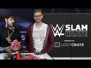 WWE Slam Crate July Unboxing