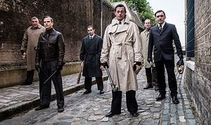 Once Upon a Time in London: Gangster rivalry trailer