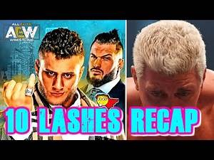Cody Rhodes Gets Whipped 10 Times By MJF | Story RECAP and News | CHECK IT OUT!!!