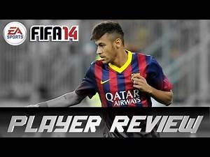 FIFA 14 Best Young Players in Career Mode - Neymar Player Review - Best Skiller!