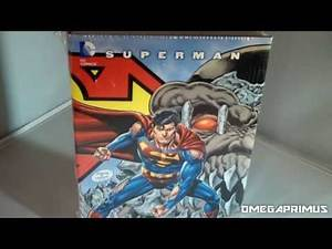 DC Unpackaging/Collecting Omnibus & Graphic Novels