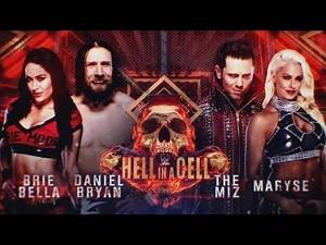 Daniel Bryan & Brie Bella vs The Miz & Maryse | Hell in a Cell Prediction | #WWE2K18