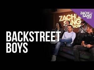 Backstreet Boys Talk Don't Go Breaking My Heart, Vegas and Boy Bands